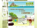 Copie d'écran du jeu 650 km