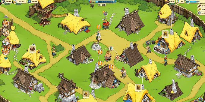 asterix et ses amis jeu gratuit de strat gie