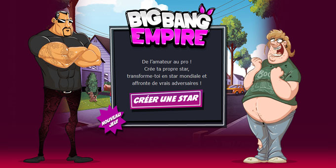 Jouer à Big Bang Empire