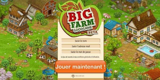 Jouer à Big Farm
