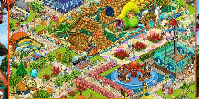 my fantastic park cr e ton parc d 39 attractions. Black Bedroom Furniture Sets. Home Design Ideas