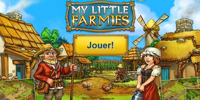 Jouer à My Little Farmies