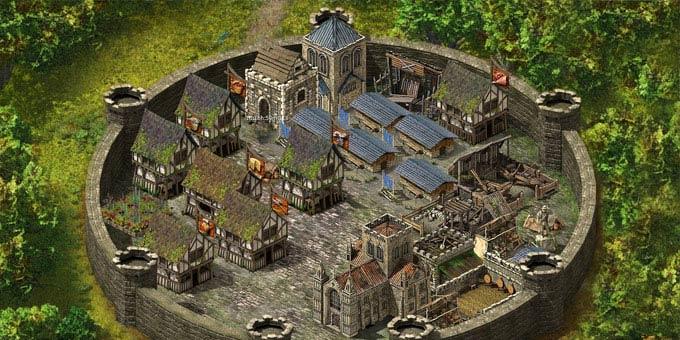 stronghold kingdoms jeu de strat gie t l charger. Black Bedroom Furniture Sets. Home Design Ideas