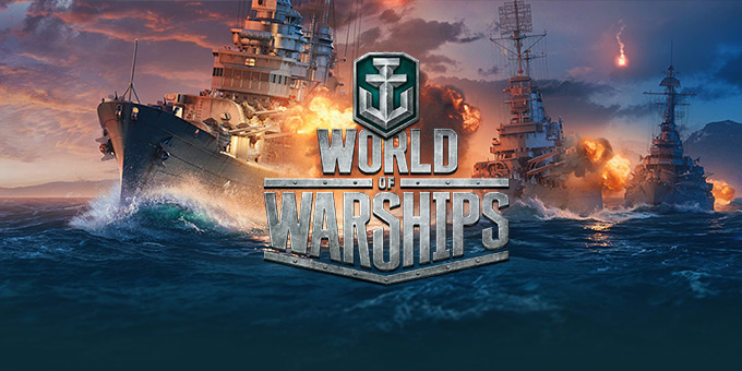 Jouer à World of Warships