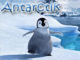 Copie d'écran du jeu antarctik