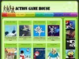 Action Game House