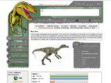 Copie d'écran du jeu Dino Gaïa