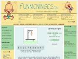 Copie d'écran du jeu Funmeninges