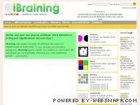 Copie d'écran du jeu iBraining
