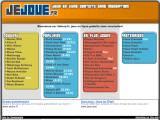 Copie d'écran du jeu Je Joue