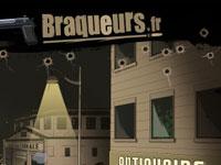 Copie d'écran du jeu Braqueurs