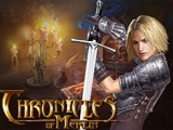 Copie d'écran du jeu Chronicles Of Merlin