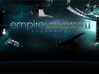 Empire Universe II : jeu MMORPG science-fiction