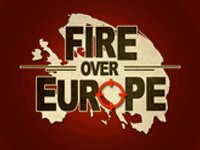 Copie d'écran du jeu Fire over Europe