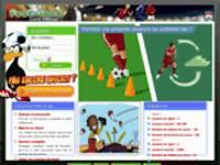 Copie d'écran du jeu Foot-Land
