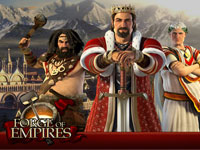 Copie d'écran du jeu Forge of Empires