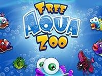 Copie d'écran du jeu Free Aqua Zoo