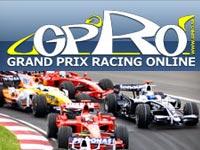 Copie d'écran du jeu Grand Prix Racing Online