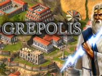 Copie d'écran du jeu Grepolis