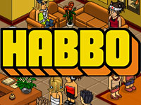 Habbo hotel : le chat 3D originel