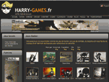 Copie d'écran du jeu Harry Games