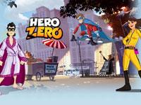 Copie d'écran du jeu Hero Zero