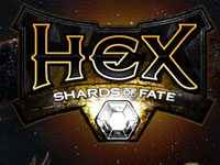 HEX: Shards of Fate le JCC qui ne se limite pas aux cartes