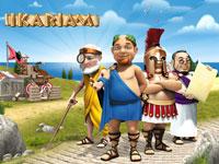 Copie d'écran du jeu Ikariam