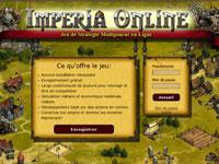 Copie d'écran du jeu Imperia Online