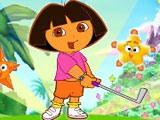 Copie d'écran du jeu Jeux de Dora