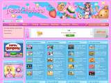 Copie d'écran du jeu Jeux Filles