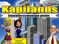 Copie d'écran du jeu Kapilands
