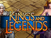 Copie d'écran du jeu Kings and Legends