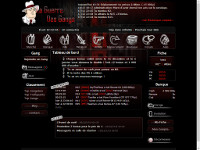 Copie d'écran du jeu La Guerre Des Gangs