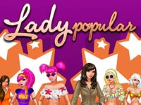 Lady Popular : jeu de styliste de mode