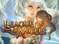 Copie d'écran du jeu League of Angels