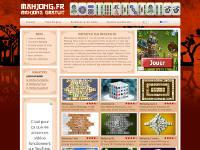 Copie d'écran du jeu Mahjong