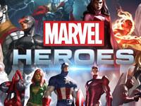Copie d'écran du jeu Marvel Heroes