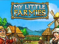 My Little Farmies : Gestion d'un village au moyen âge