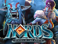 Copie d'écran du jeu Nords : Heroes of the North