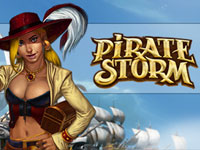 Copie d'écran du jeu Pirate Storm