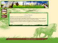 Copie d'écran du jeu PonyMania