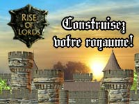 Copie d'écran du jeu Rise Of Lords