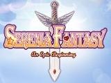 Copie d'écran du jeu Serenia Fantasy