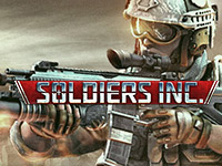 Copie d'écran du jeu Soldiers Inc