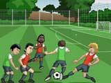 Copie d'écran du jeu Star du Foot