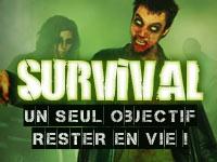 Copie d'écran du jeu Survival le Jeu