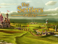 Copie d'écran du jeu The Settlers Online