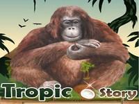 Copie d'écran du jeu Tropicstory