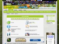 Copie d'écran du jeu Velo-Identity.net
